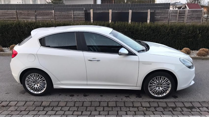 Alfa Romeo Giulietta 1,4 TB Multi Air Distinctive