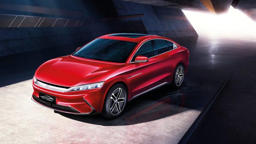 Chinesische Autos in Europa: Die dritte Welle