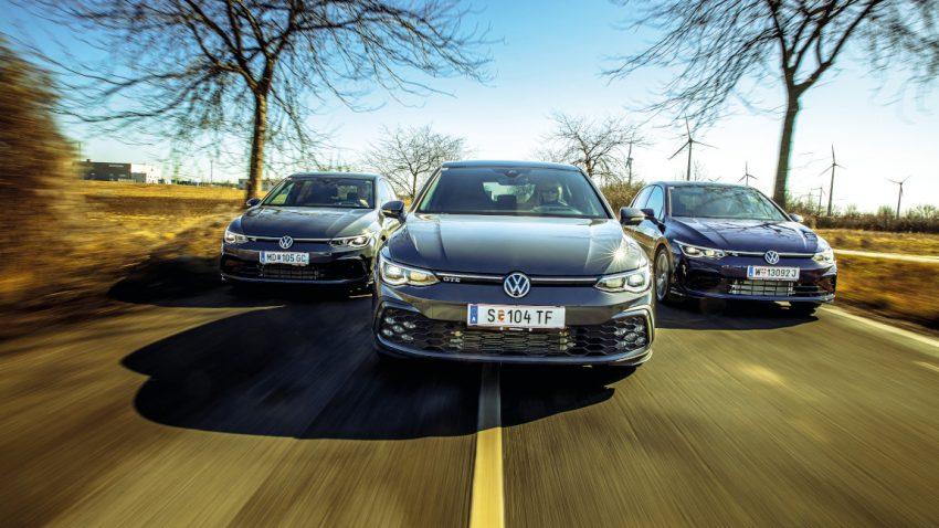 Systemvergleich VW Golf: Der Preis der Sparsamkeit
