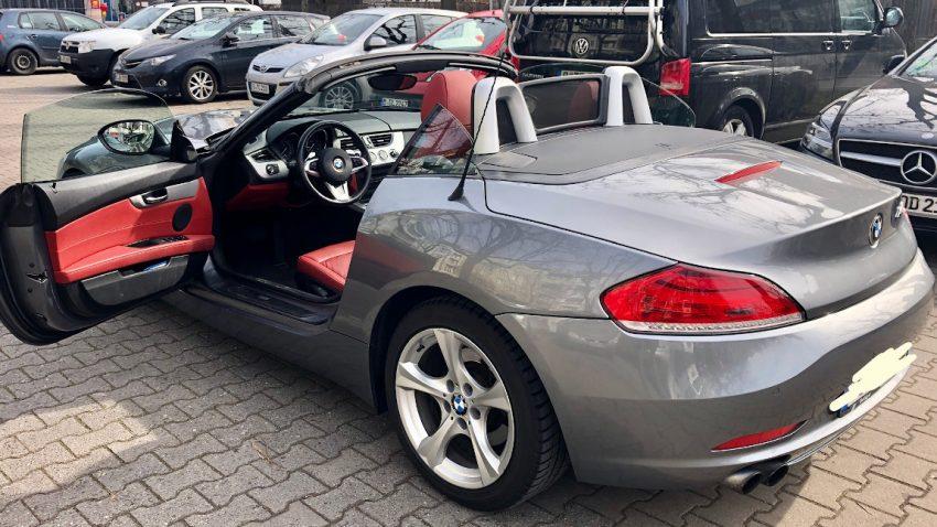 BMW Z4 Cabrio Hardtop
