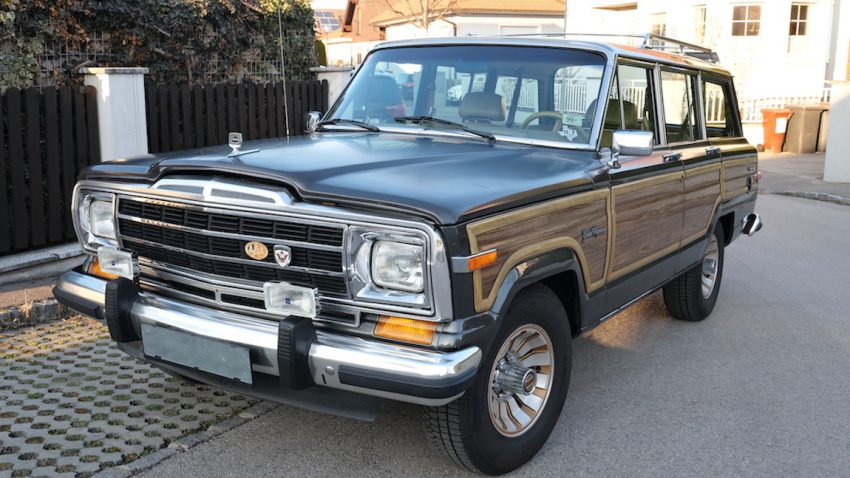 "Jeep Grand Wagoneer 5,9l ""Woody"""
