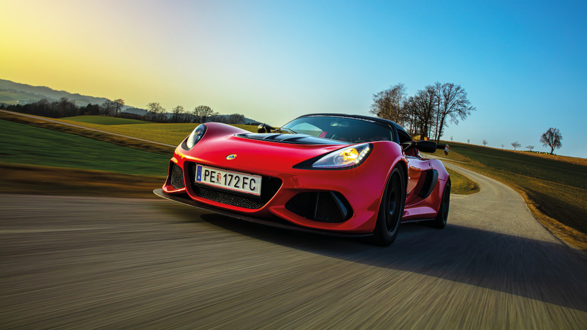 Lotus Exige 500 DCT: Hart and Soul