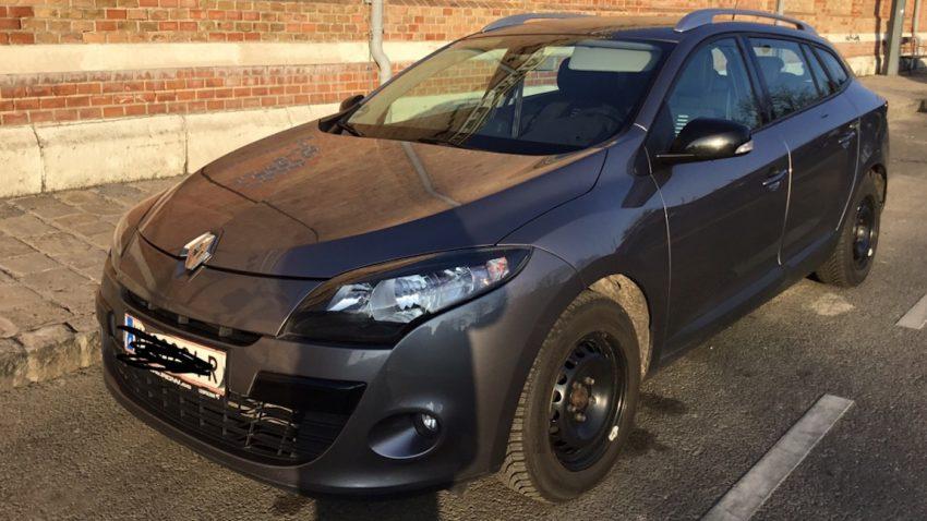Renault Megane Grandtour TomTom 1,5dci (verkauft)