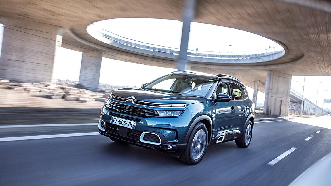 Test Citroën C5 Aircross HDi 180
