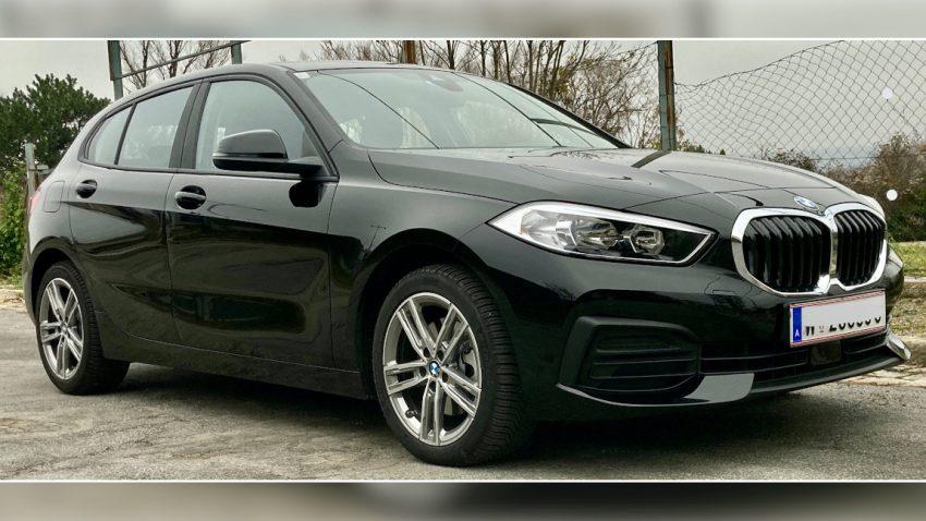 BMW 118d autom. F40