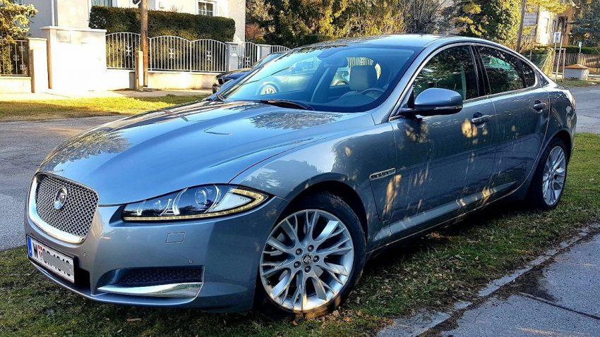 Jaguar XF 3.0 Diesel Luxury, Aut.