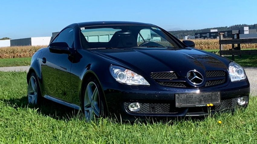 Mercedes-Benz SLK Cabrio/Roadster