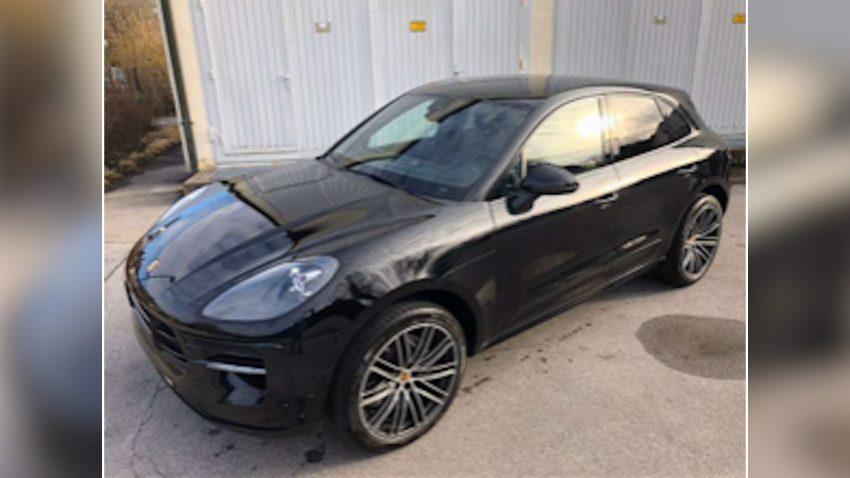 Porsche Macan SII PDK black edition