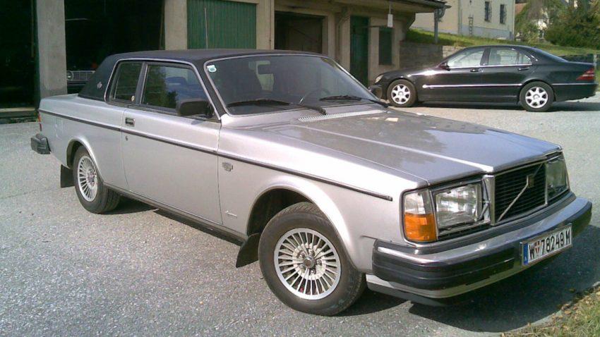 Volvo 262 C Bertone Coupé (verkauft)
