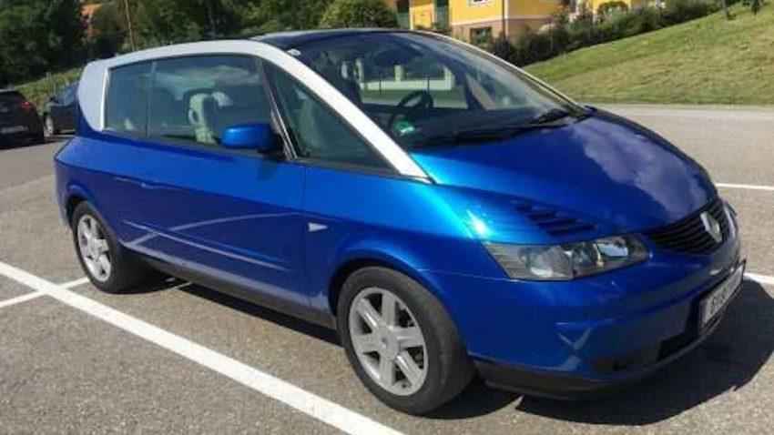 Renault Avantime Privilege 3,0 V6