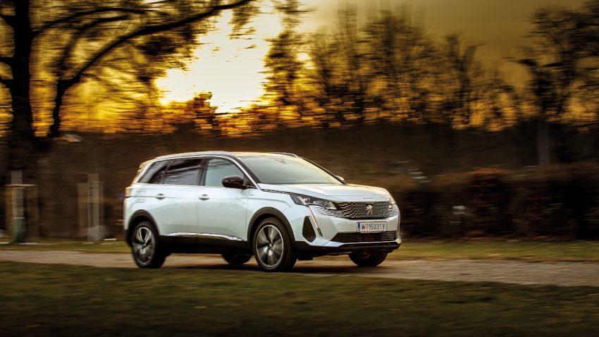 Peugeot 5008: Van nur mehr SUV zählt