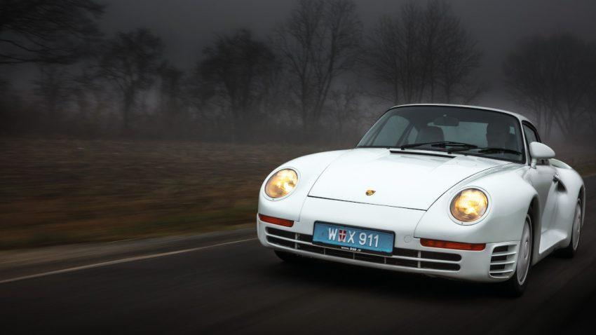Porsche 959: Weit oben, weit weg