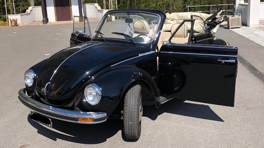VW Käfer Cabrio 1303 S