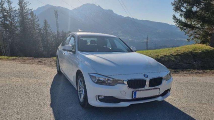 BMW 320d Dynamic Efficiency Edition