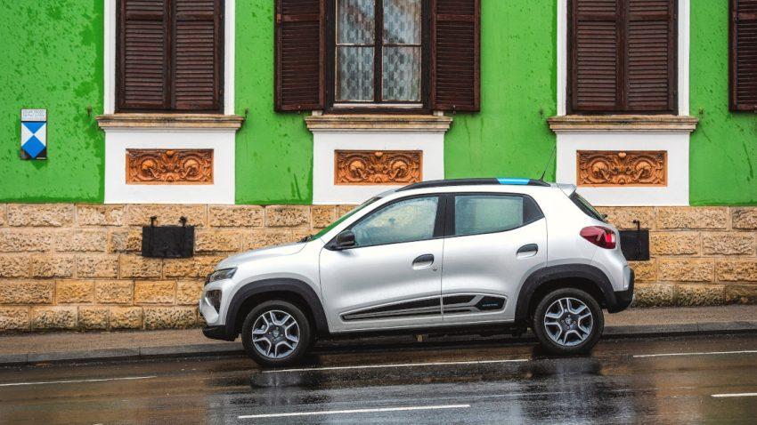 Dacia Spring: Frühling, Feder, Hüpf!