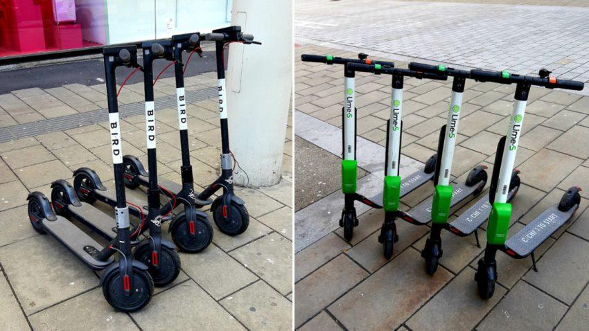 E-Scooter in Wien: Alle Anbieter und Preise 2021 im Vergleich