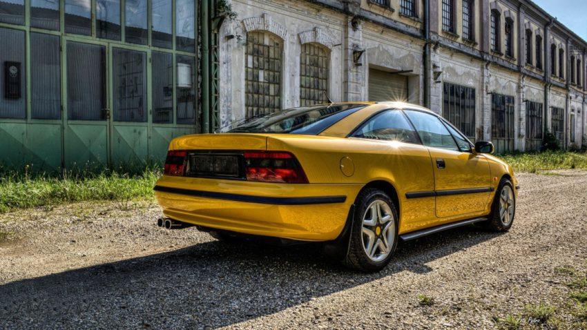 Opel Calibra 16V (verkauft)