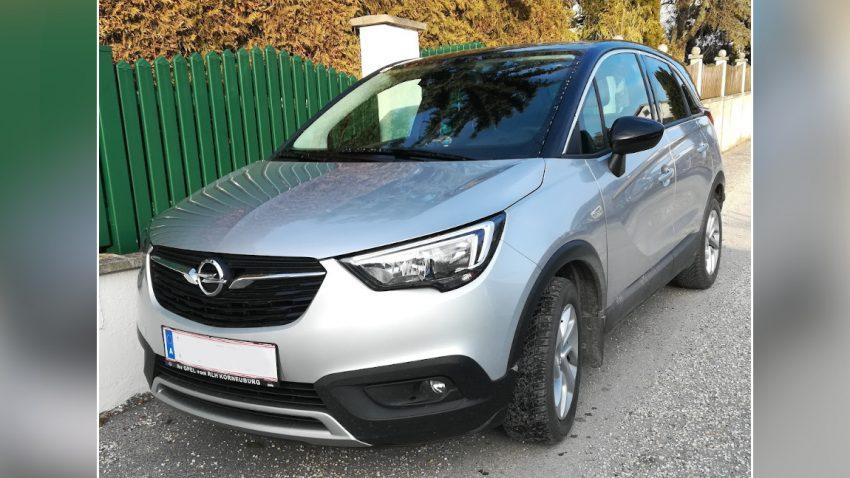 Opel Crossland X 1,5 CDTI Innovation, ECOTEC D, SUV, Blueinj