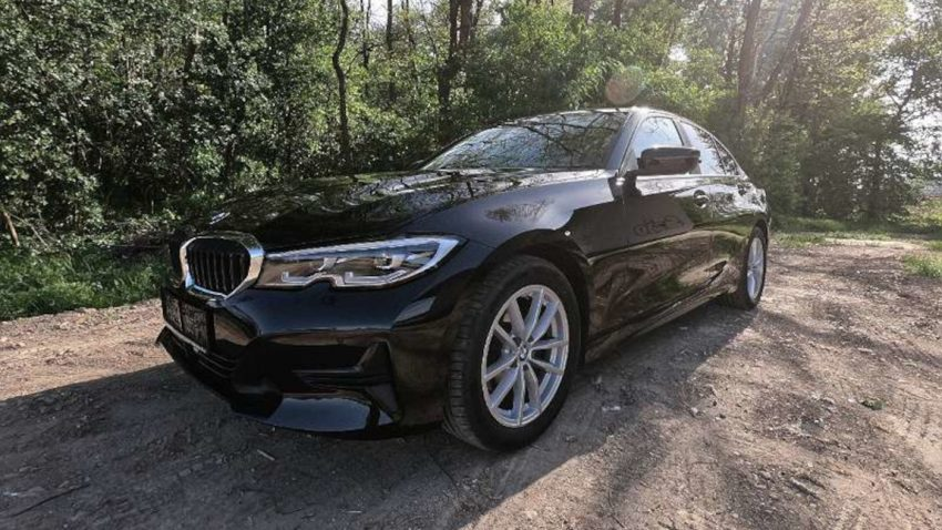 BMW 3er-Reihe 320d / Automatik