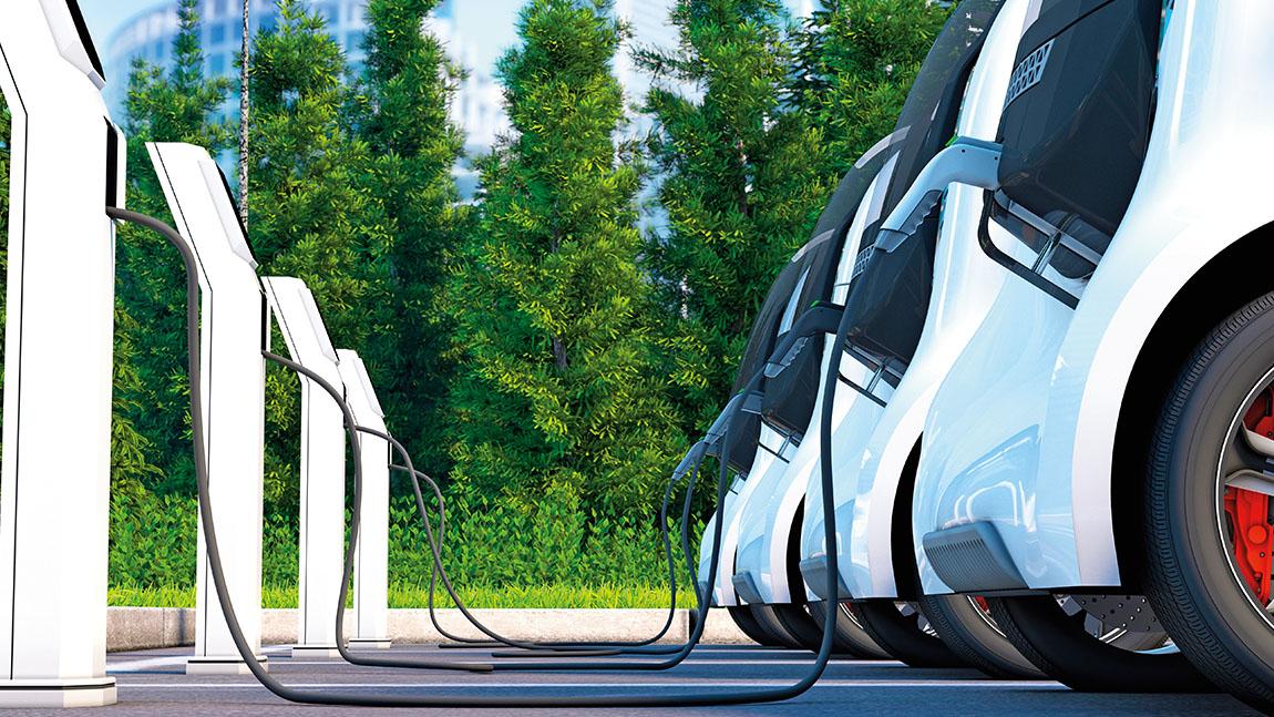 Elektromobilität: Ausbau der Ladeinfrastruktur