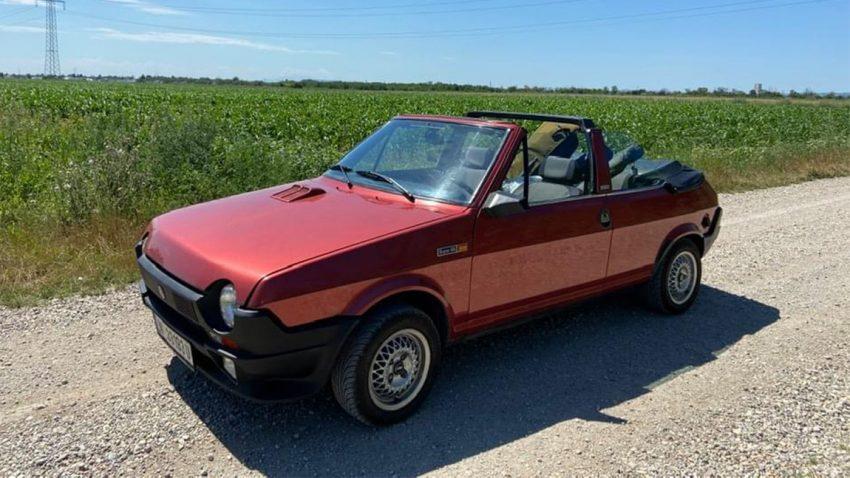Fiat Ritmo 85S Cabrio