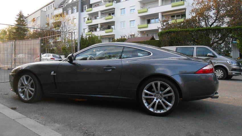 Jaguar XK (verkauft)