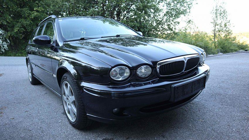 Jaguar X-Type/Kombi (verkauft)