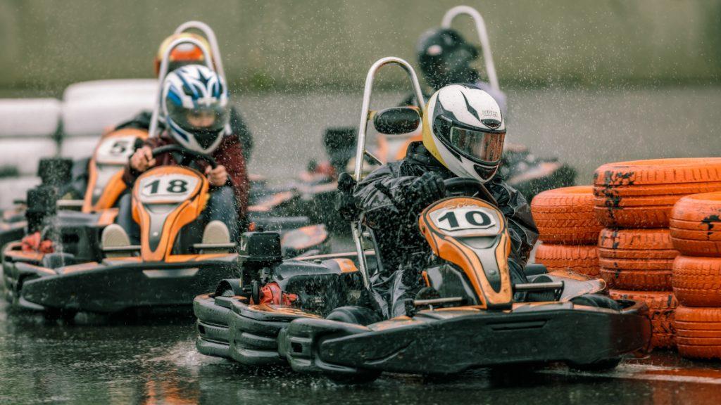 Racing Rookie 2021: Fluch und Regen