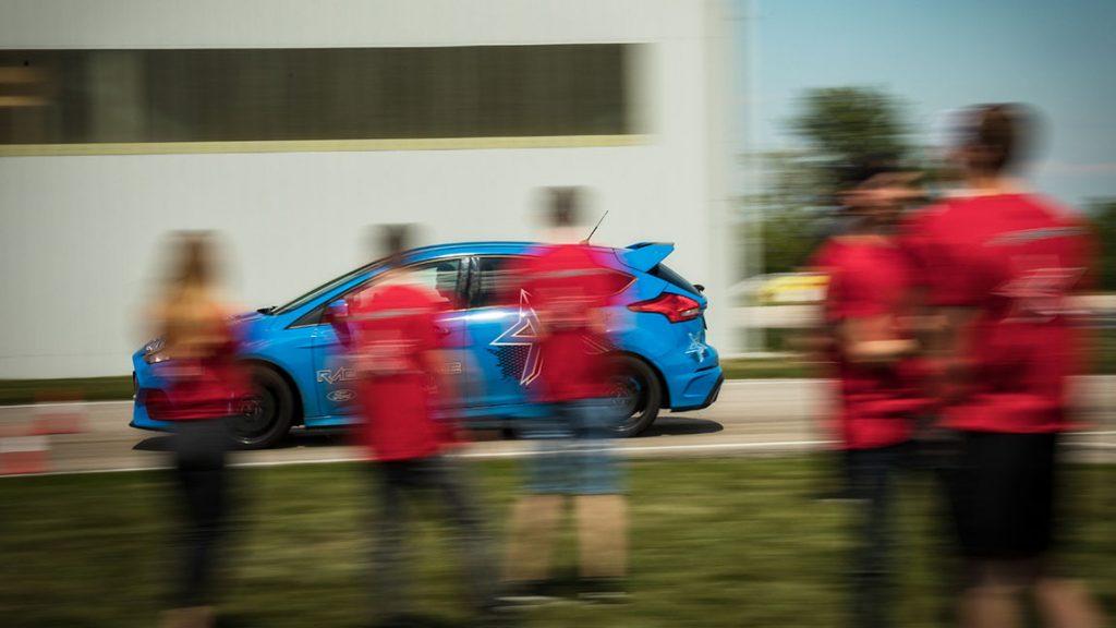 Racing Rookie 2021 in Teesdorf: Gib erm!