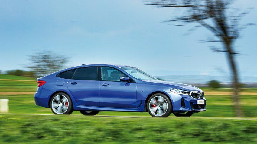 BMW 640d Gran Turismo: Wenn schon Tourist, dann wenigstens groß