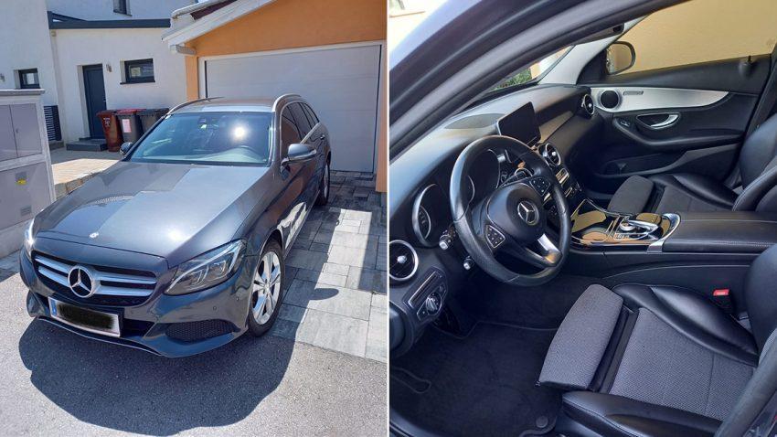Mercedes-Benz C 180 BLUETEC Kombi
