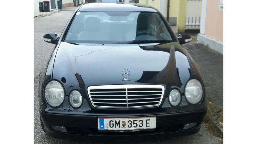 Mercedes CLK 230