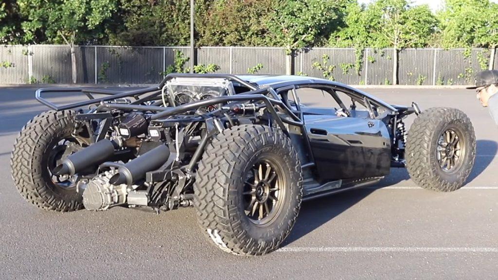 "Jumpacan: Der ""Offroad-Lamborghini"" [Videos]"