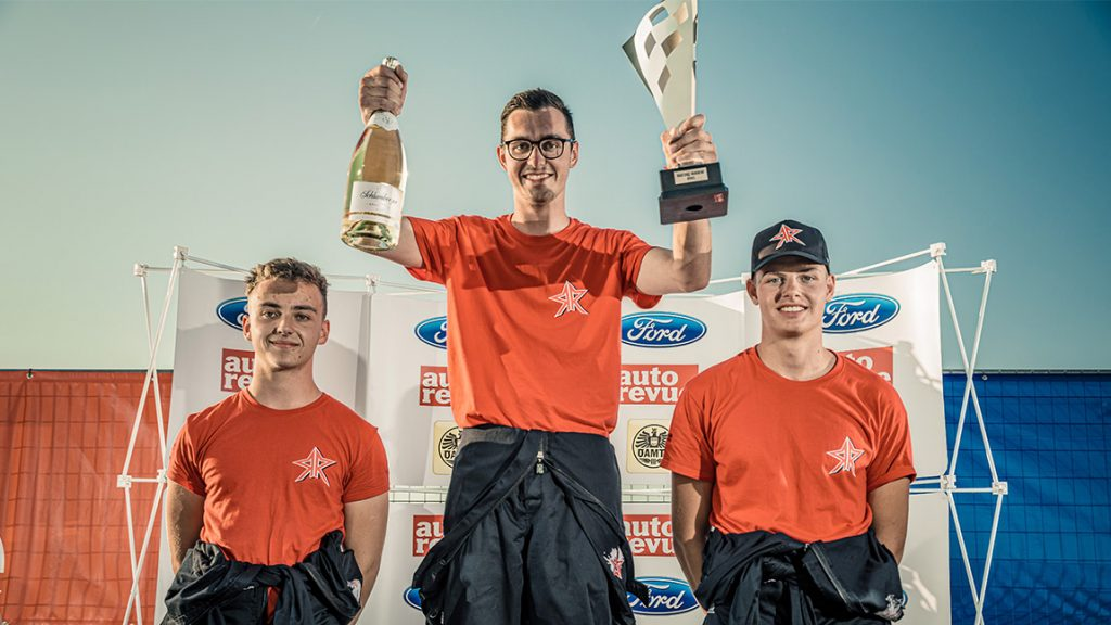 Racing-Rookie-Finale 2021: Fußstapfen am Gaspedal