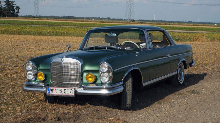 Mercedes Benz 300SE Coupe W112