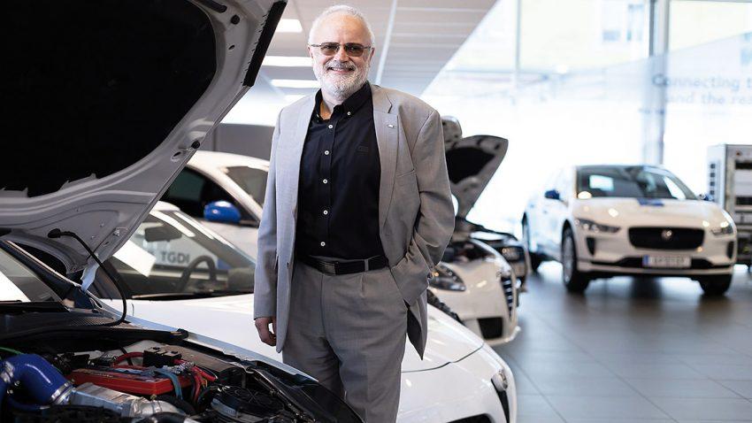 Elektromobilität & CO2: Interview mit Powertrain-Experte Günter Fraidl