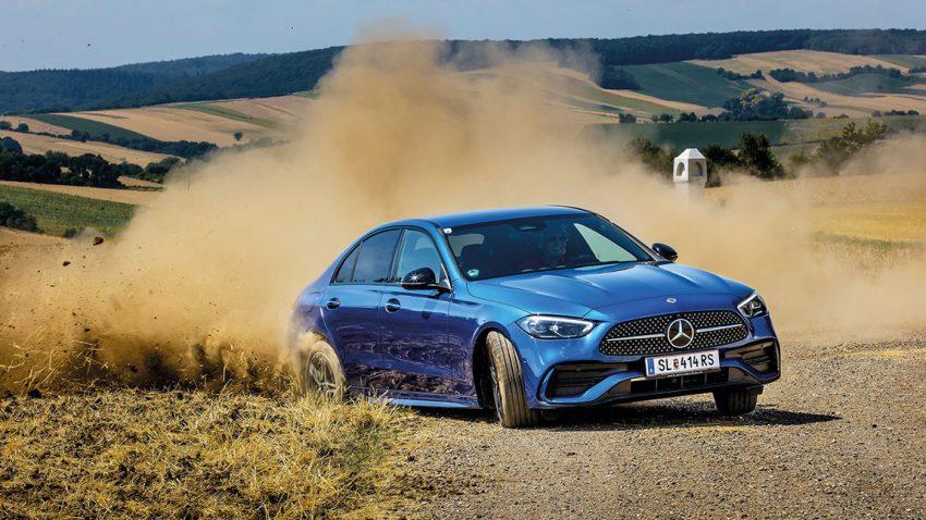 Mercedes-Benz C 220d: Der C zur Zeit