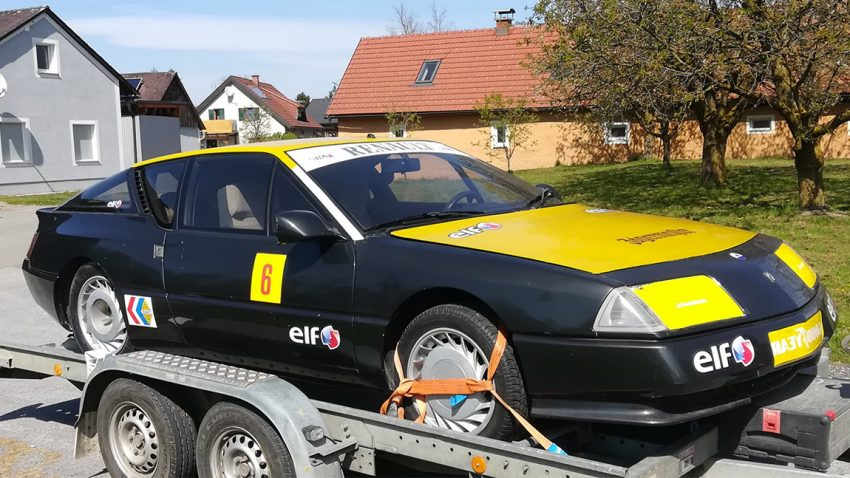 Renault Alpine GT V6