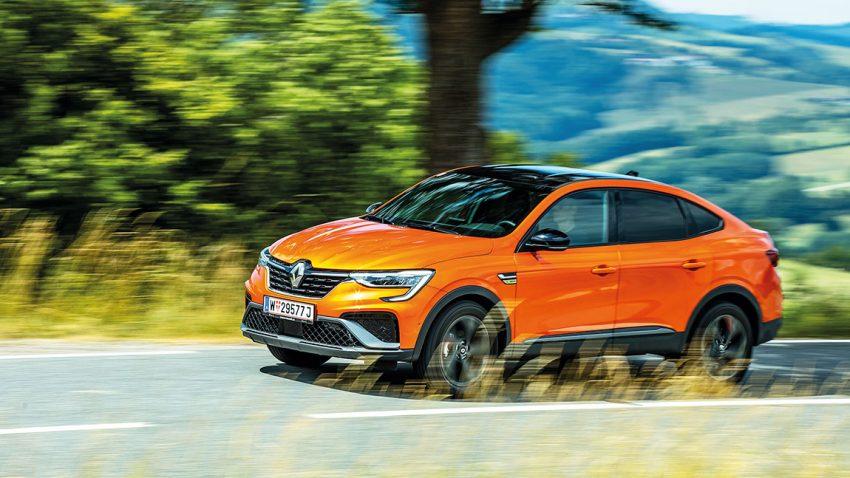 Renault Arkana: Segeln im Zeitgeist