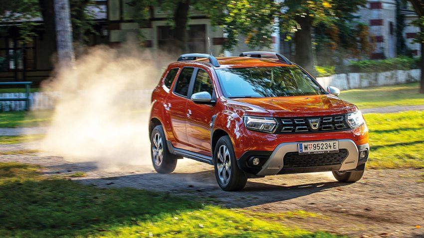 Dacia Duster Diesel: Wo es staubt, da lass dich nieder