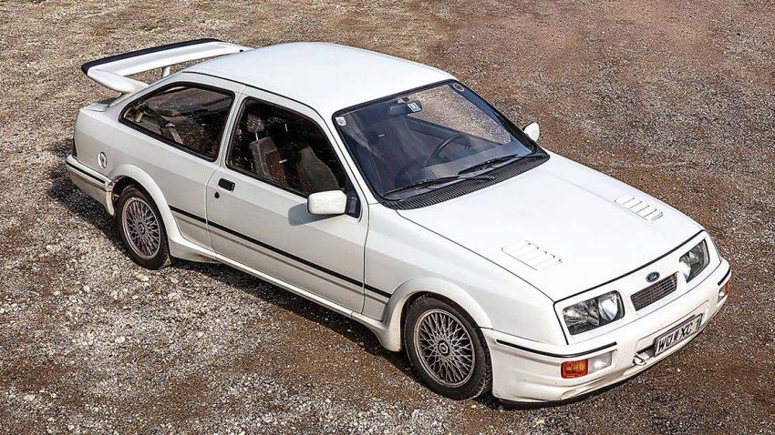 Ford Sierra Cosworth: Wo sind sie geblieben? [Kaufberatung]