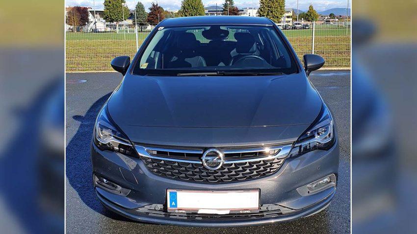 Opel Astra 1,6 CDTI Ecotec Innovation Start/Stop System Limousine (verkauft)