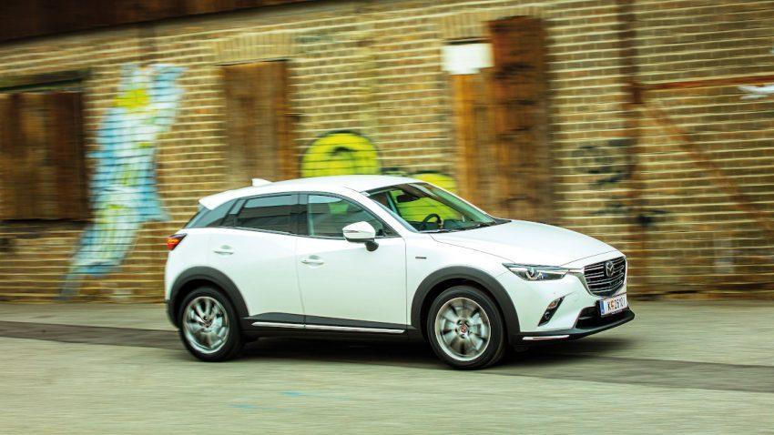 Mazda CX-3: Zurück in die Zukunft